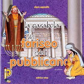 La parabola del Fariseo e del Pubblicano s1
