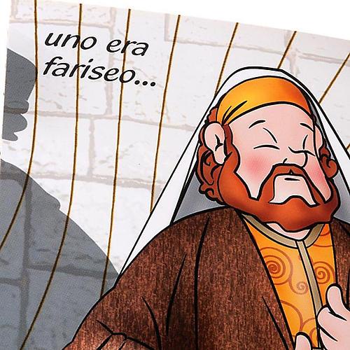 La parabola del Fariseo e del Pubblicano 2