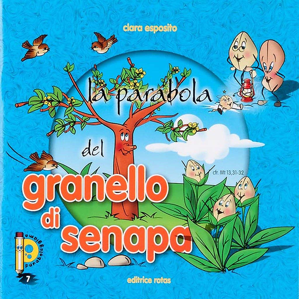 La parabola del Granello di Senapa 4