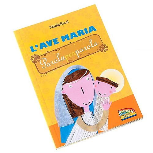 Ave Marie livre en ITALIEN 1