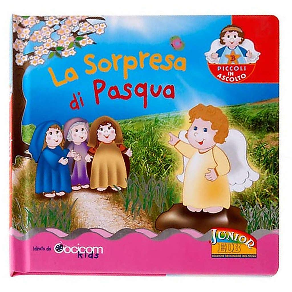 La surprise de Pâques ITALIEN 4