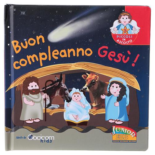 Bon anniversaire Jésus ITALIEN 1