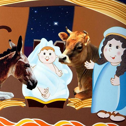 Buon compleanno Gesù 1-6 anni 2