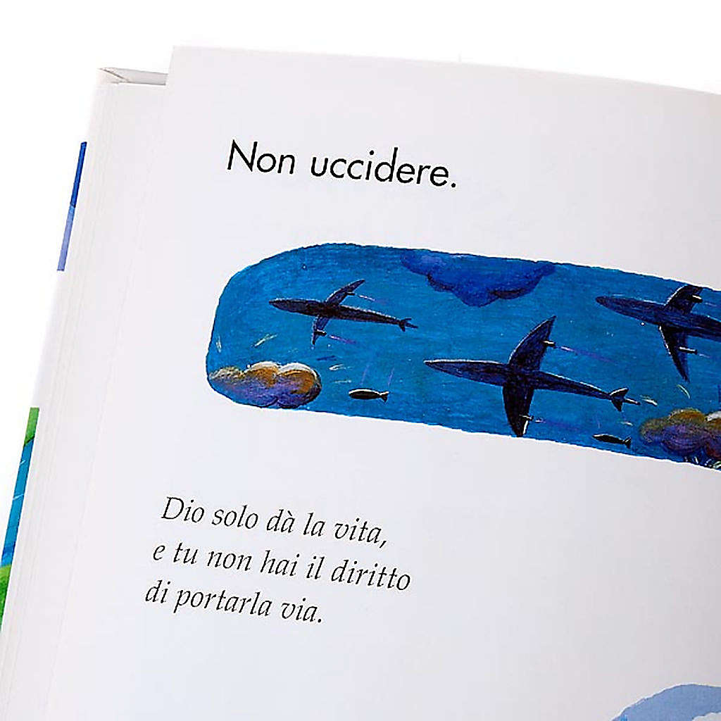 Les dix commandements ITALIEN 4