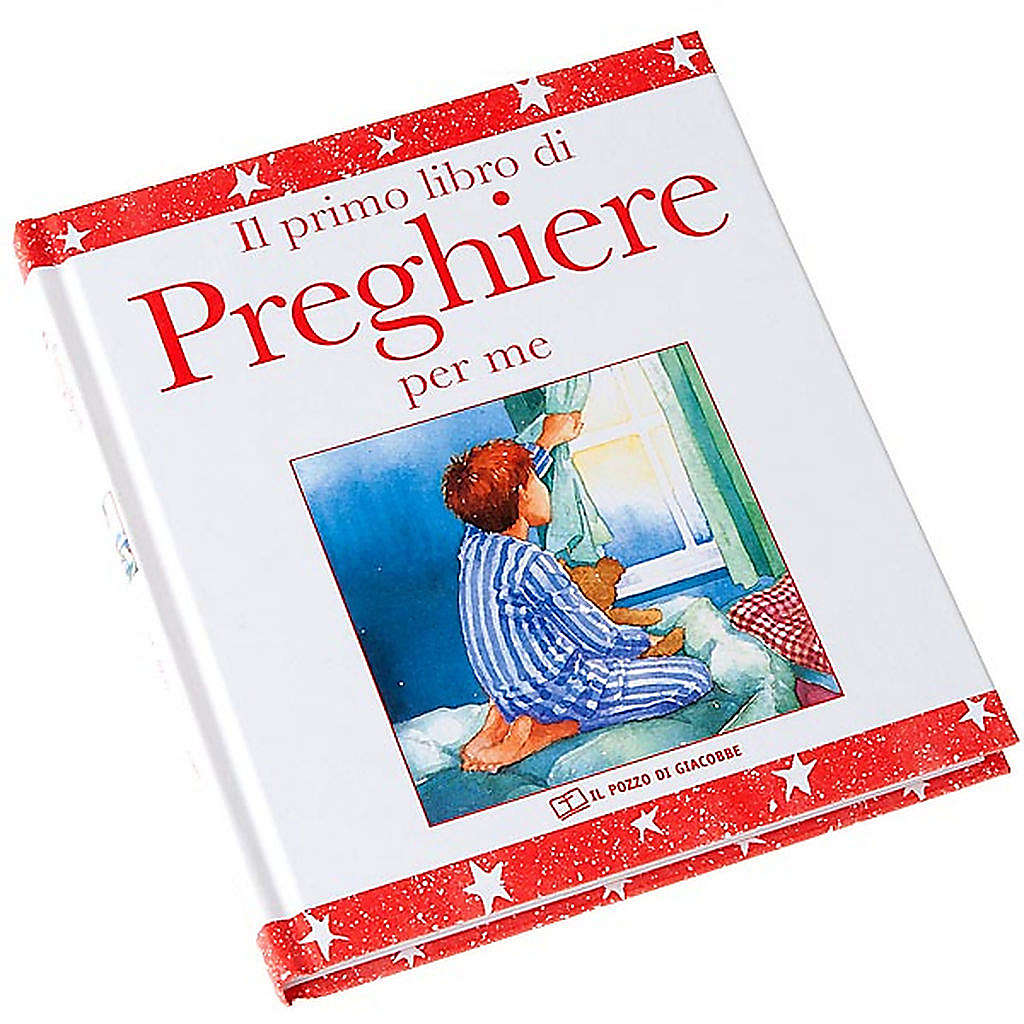 Mon premier livre des prières ITALIEN 4