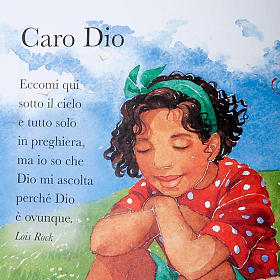 Mon premier livre des prières ITALIEN s2
