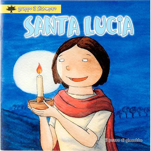 Libricino Santa Lucia Per Bambini Vendita Online Su Holyart