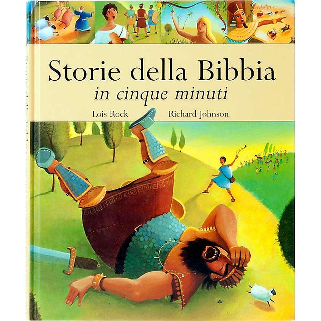 Storie della Bibbia in cinque minuti 4