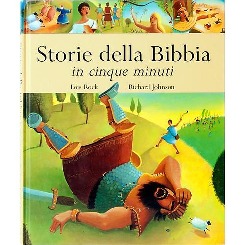Storie della Bibbia in cinque minuti 1