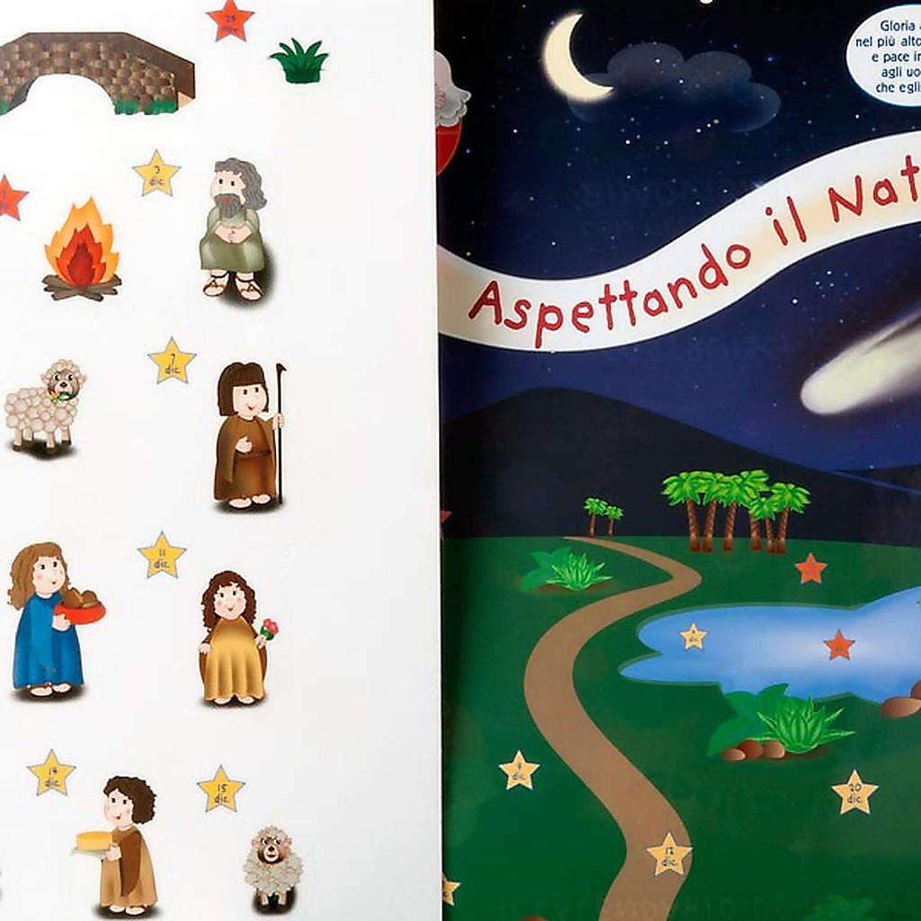 Advent Calendar: build your Nativity Scene 4