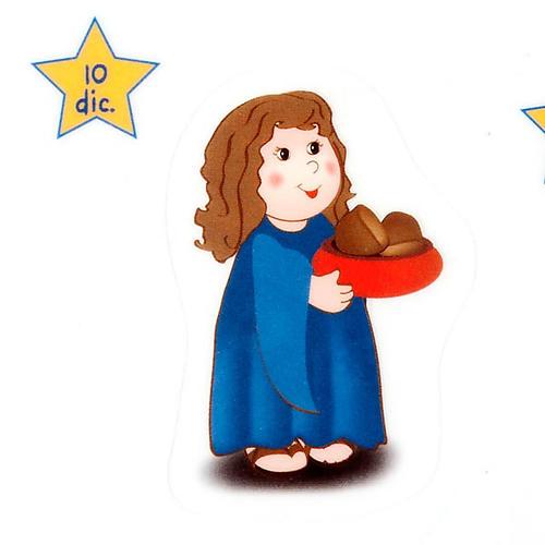 Advent Calendar: build your Nativity Scene 2