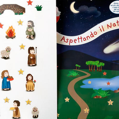 Advent Calendar: build your Nativity Scene 3