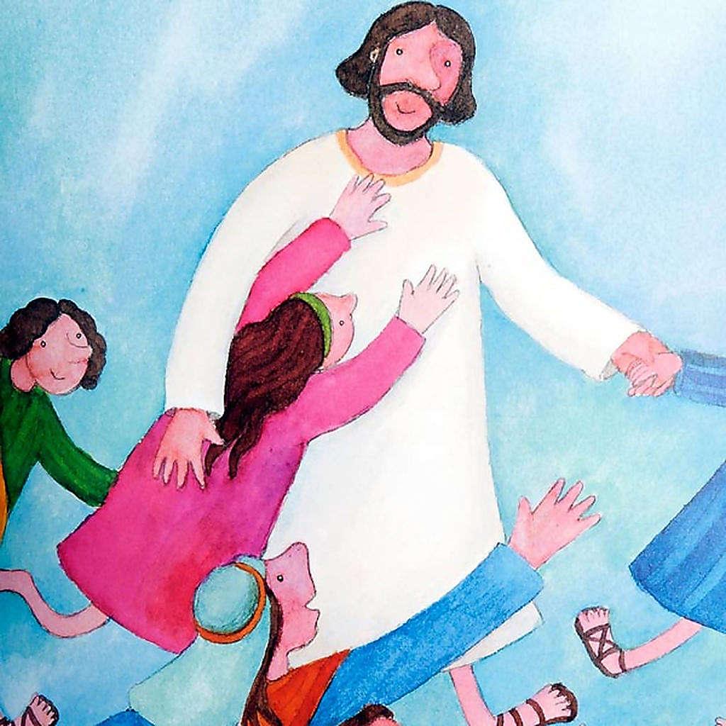 Bible des enfants ITALIEN 4