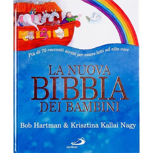 Nuova Bibbia dei Bambini 1