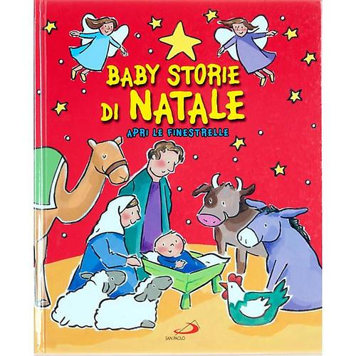 Baby Storie di Natale apri le finestrelle 1