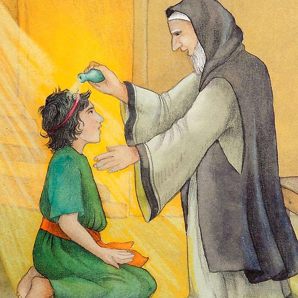 Bible pour les enfants, images et histoires ITALIEN 4