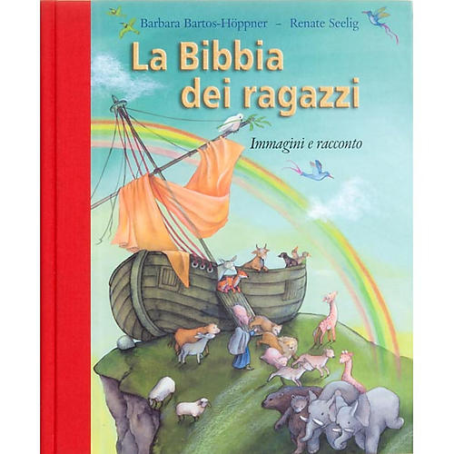 Bibbia dei ragazzi immagini e racconto 1