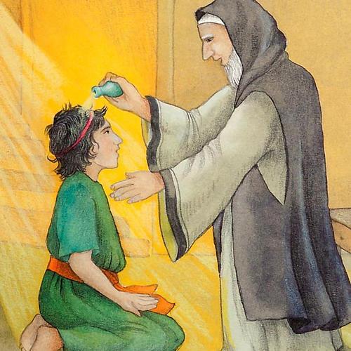 Bibbia dei ragazzi immagini e racconto 2