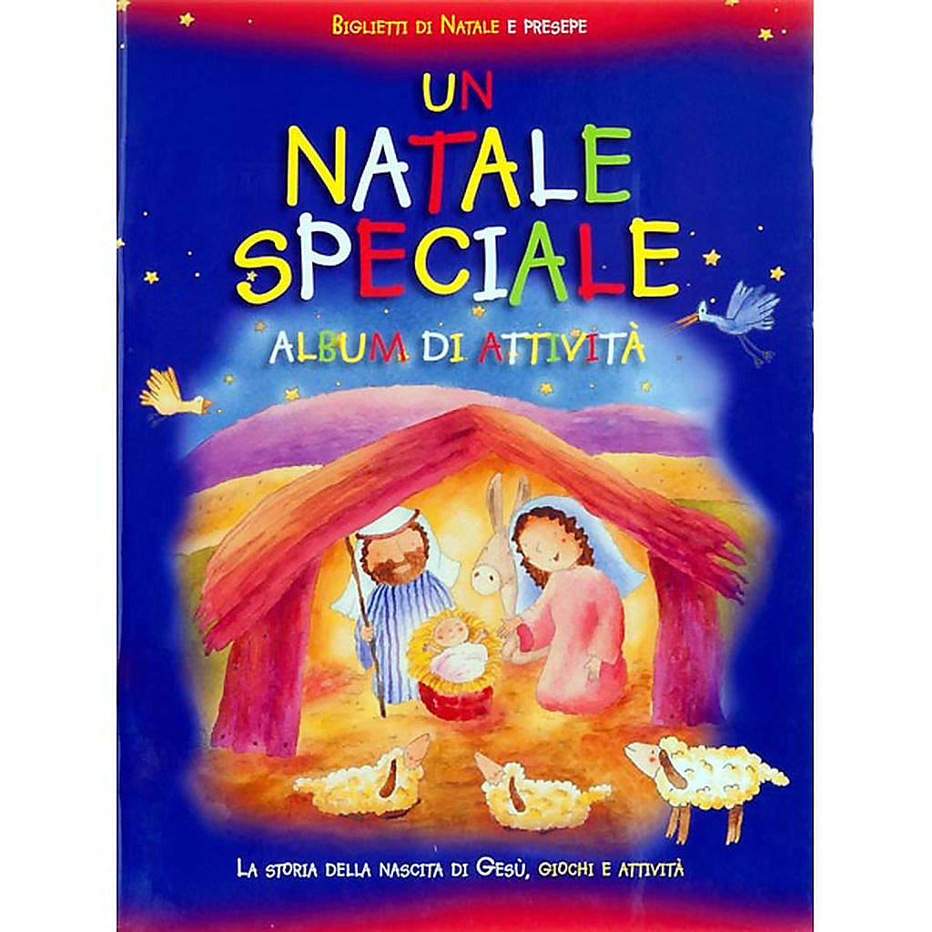 Natale speciale album di attività 4