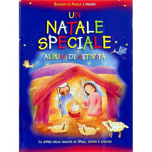 Natale speciale album di attività 1