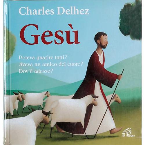 Gesù Libro per bambini 1