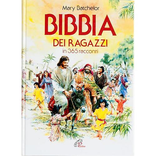 La Bible des jeunes en 365 contes ITALIEN 1