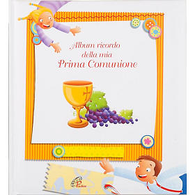 Album souvenir de la première communion ITALIEN s5