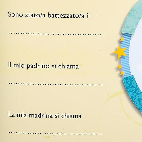 Album souvenir de la première communion ITALIEN 3