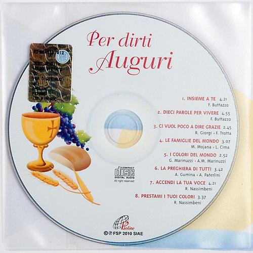 Album souvenir de la première communion ITALIEN 6