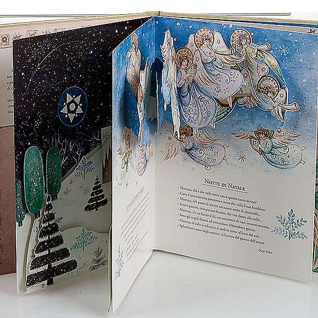 Campane del Natale, libro pop up 4