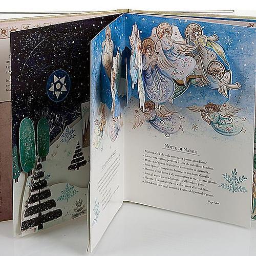 Campane del Natale, libro pop up 3