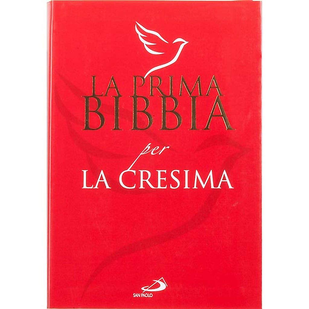 Première Bible pour la confirmation ITALIEN 4