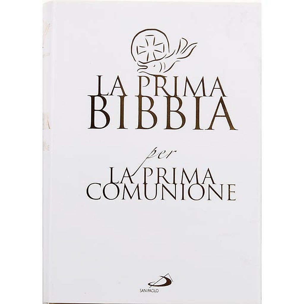 Primera Biblia para la Primera Comunión 4