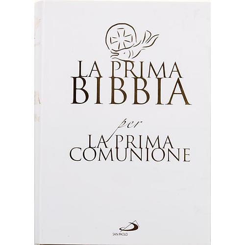 Primera Biblia para la Primera Comunión 1