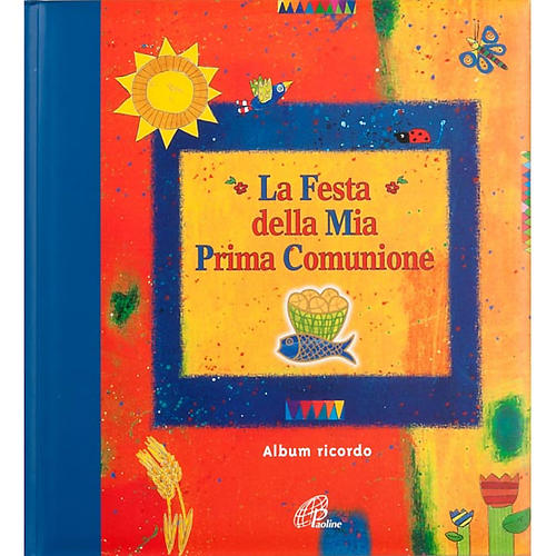 Fête de la première communion ITALIEN 1