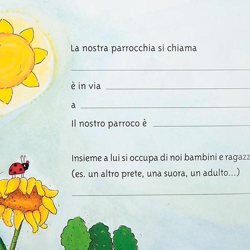 Fête de la première communion ITALIEN 2
