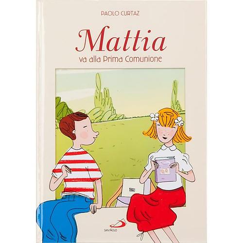 Mattia va alla Prima Comunione 1
