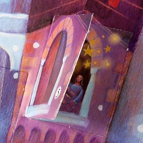 Calendario del Adviento castillo s2