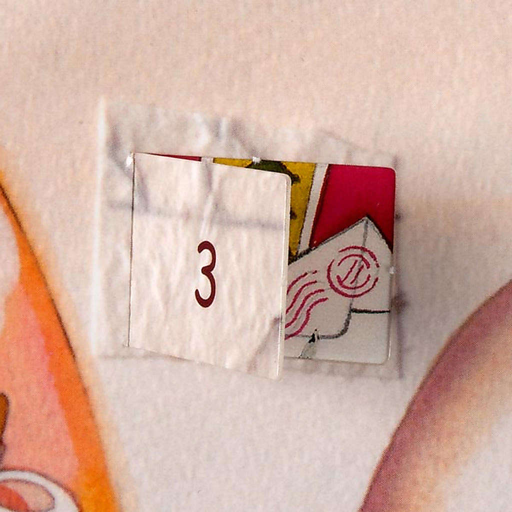 Calendario dell'Avvento collage 4
