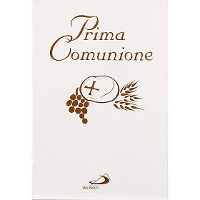 Livres pour enfants: Ma première communion, Brossura ITA