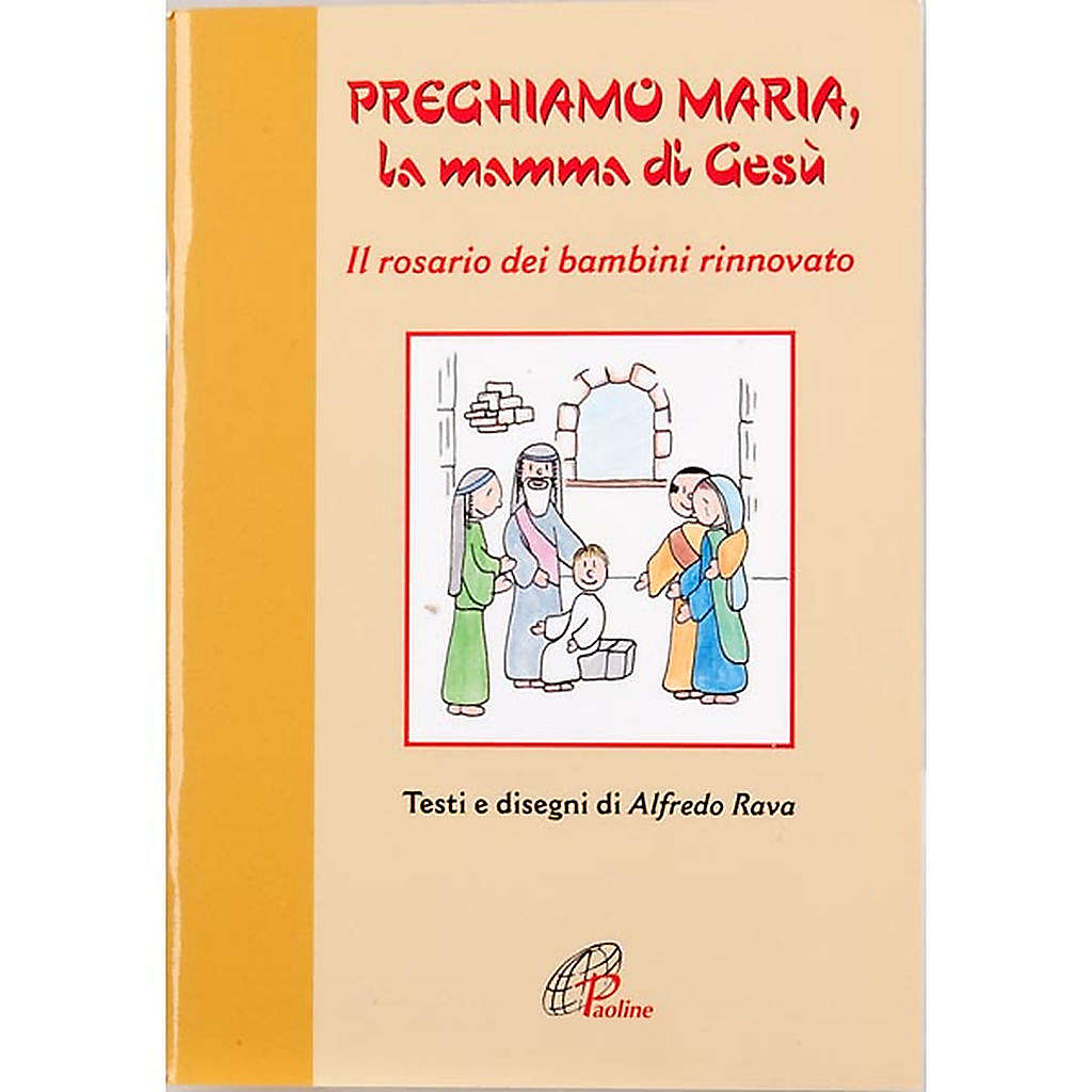 Prions Marie, la mère de Jésus 4