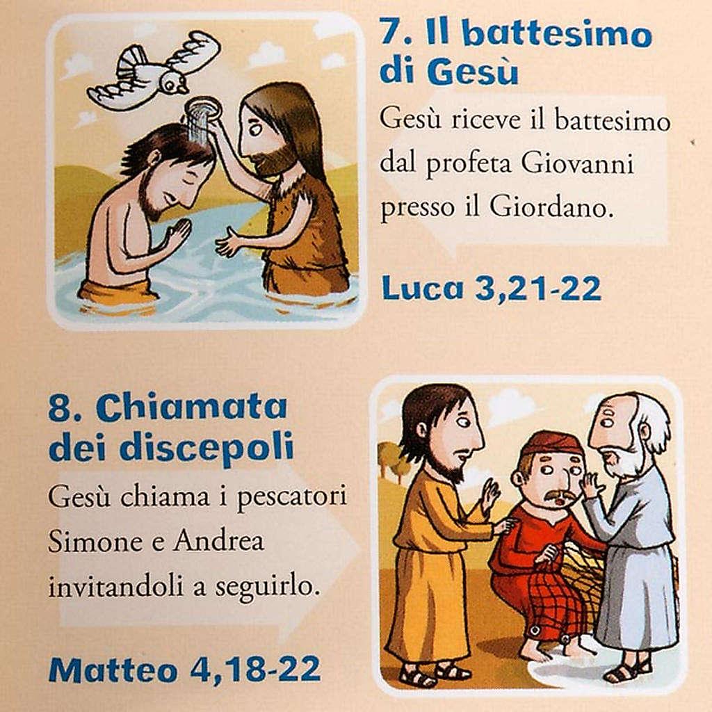 Memory la Vita di Gesù 4