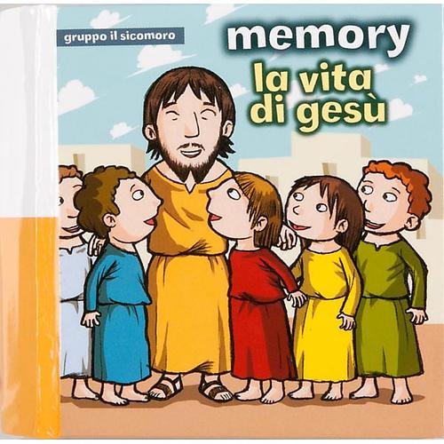 Memory la Vita di Gesù 1