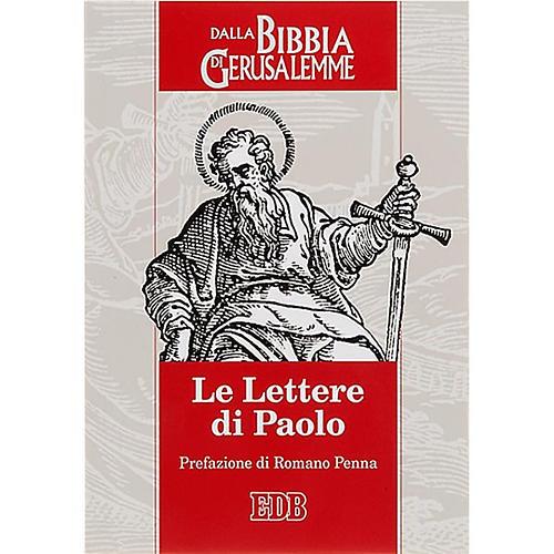 Les lettre de Paul ITALIEN 1