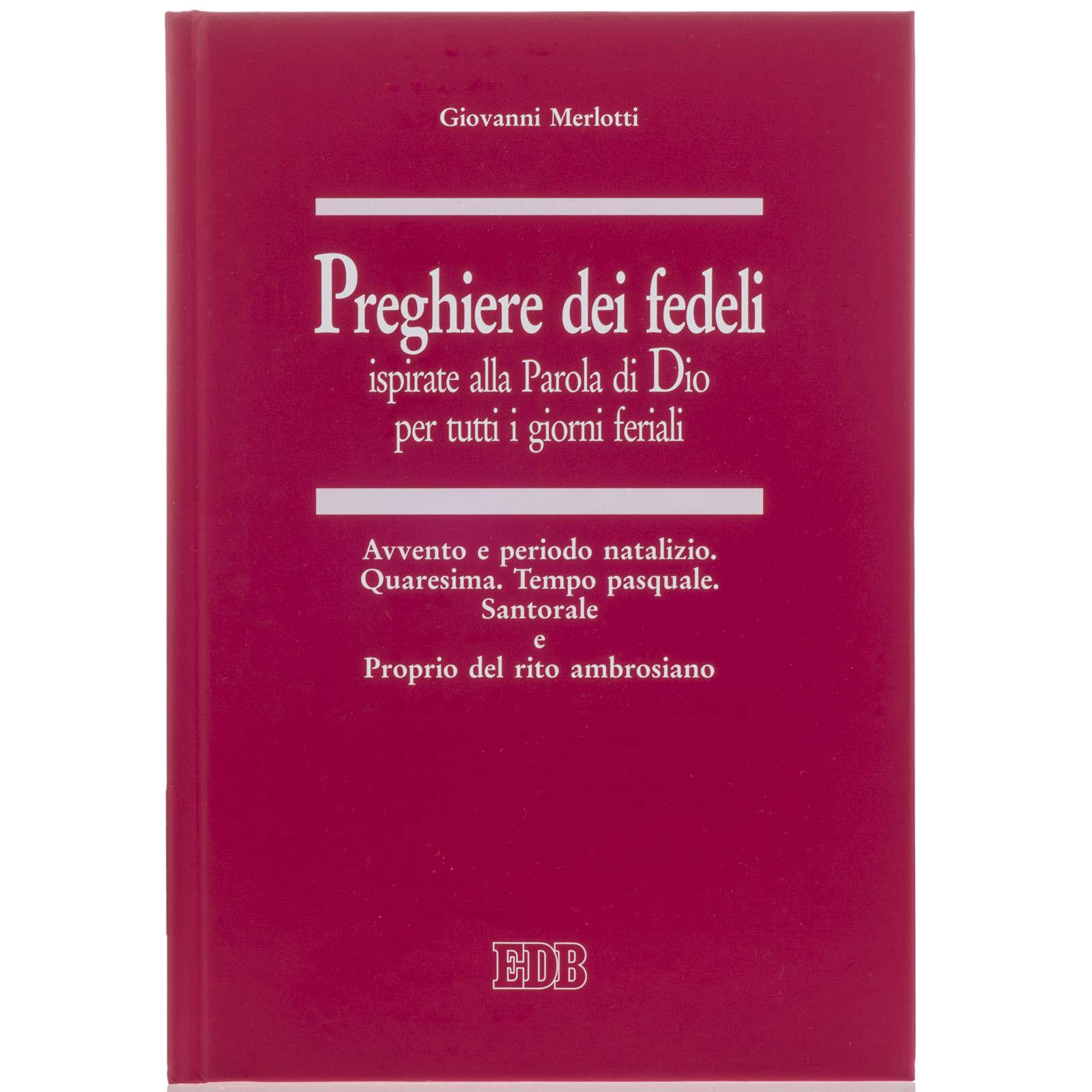 Prières des fidèles, Temps de l'avent, Noel I 4