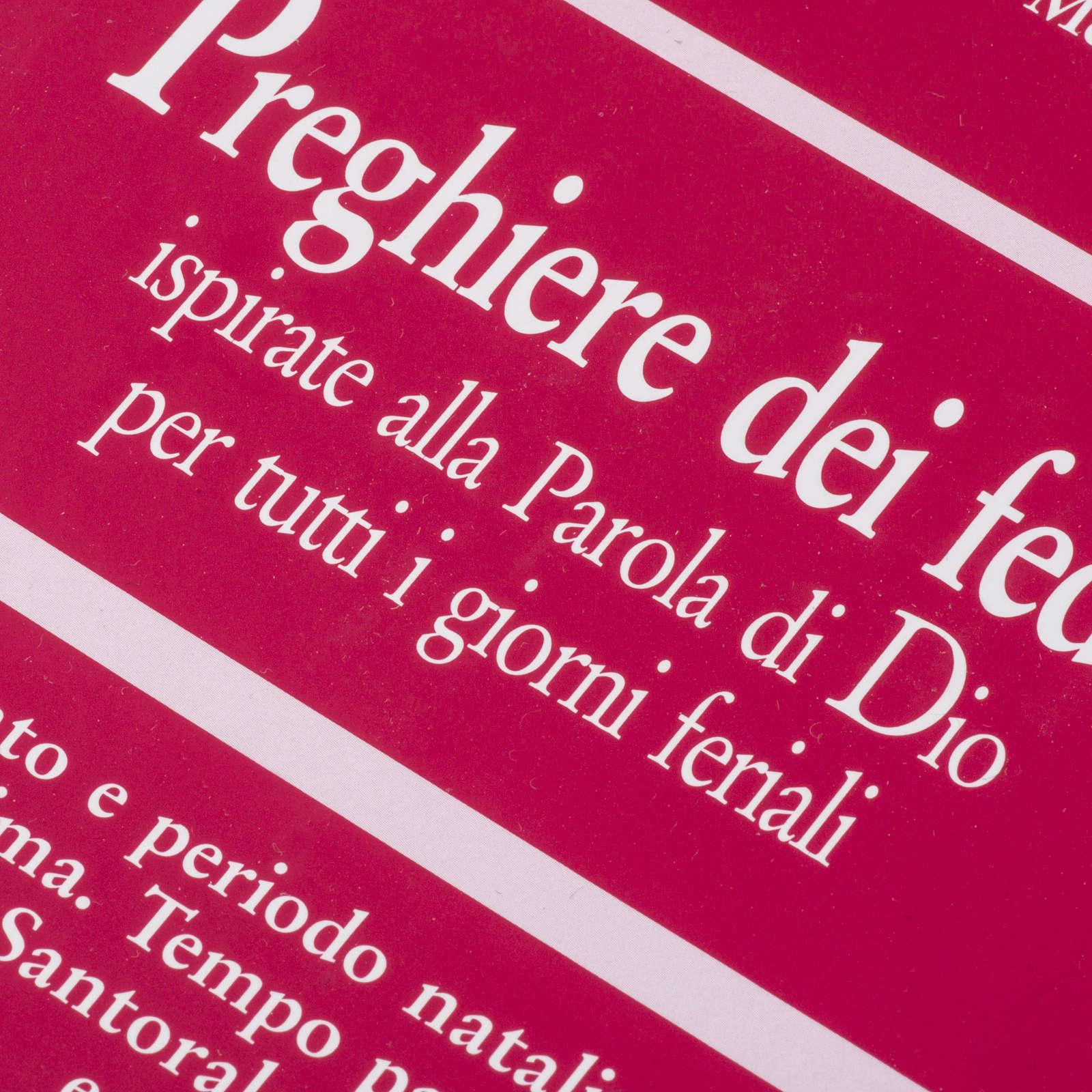 Preghiere dei fedeli Tempo Avvento, Natalizio, Quaresima, Pasqua 4