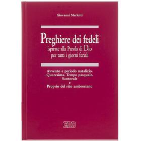 Preghiere dei fedeli Tempo Avvento, Natalizio, Quaresima, Pasqua s1