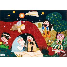 Calendario avvento patchwork s1