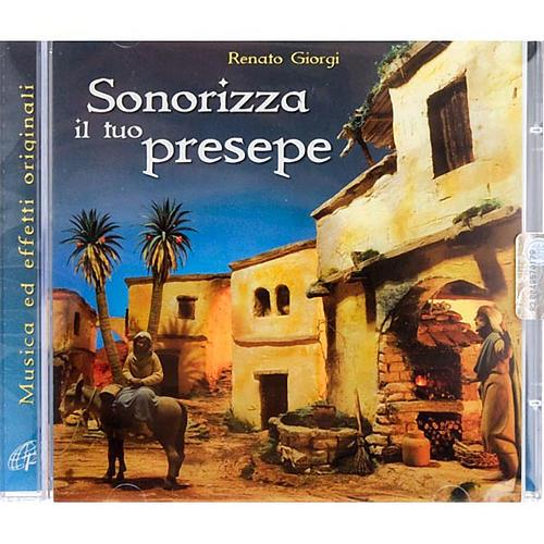 Sonoriza el belén CD 1