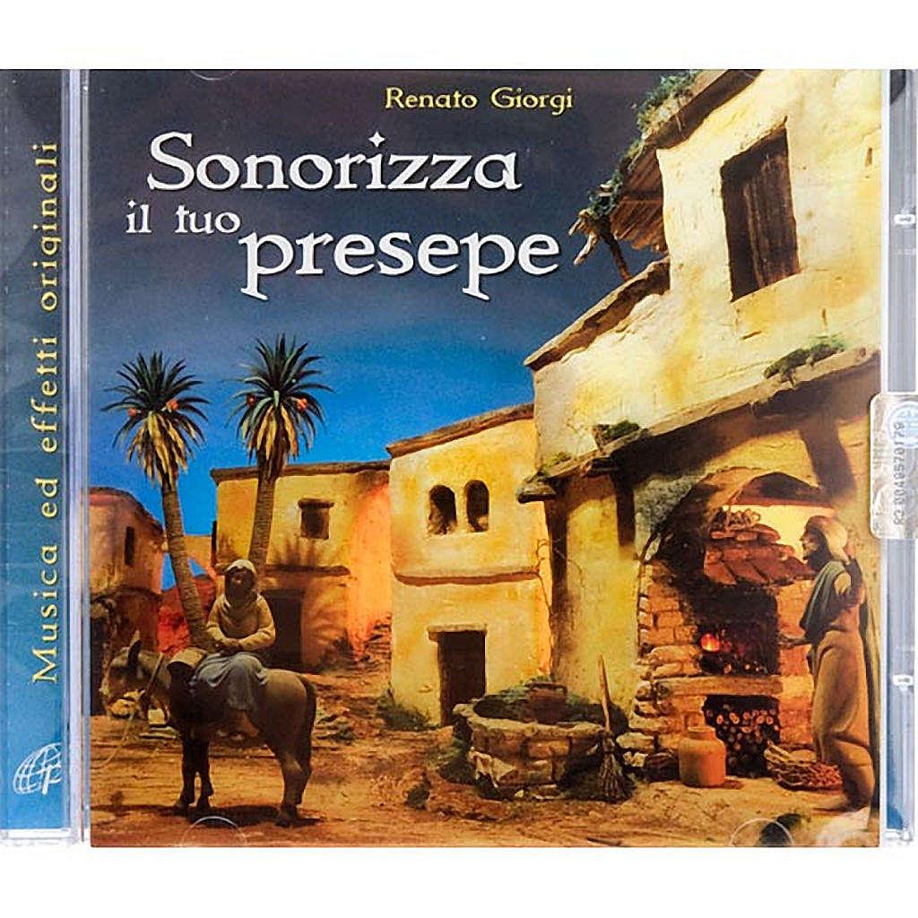 Sonorizza il tuo Presepe CD 3